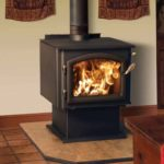 how to vent smoke from a wood stove in canton ga