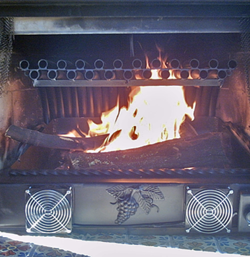 professional fireplace blower installation in peachtree ga