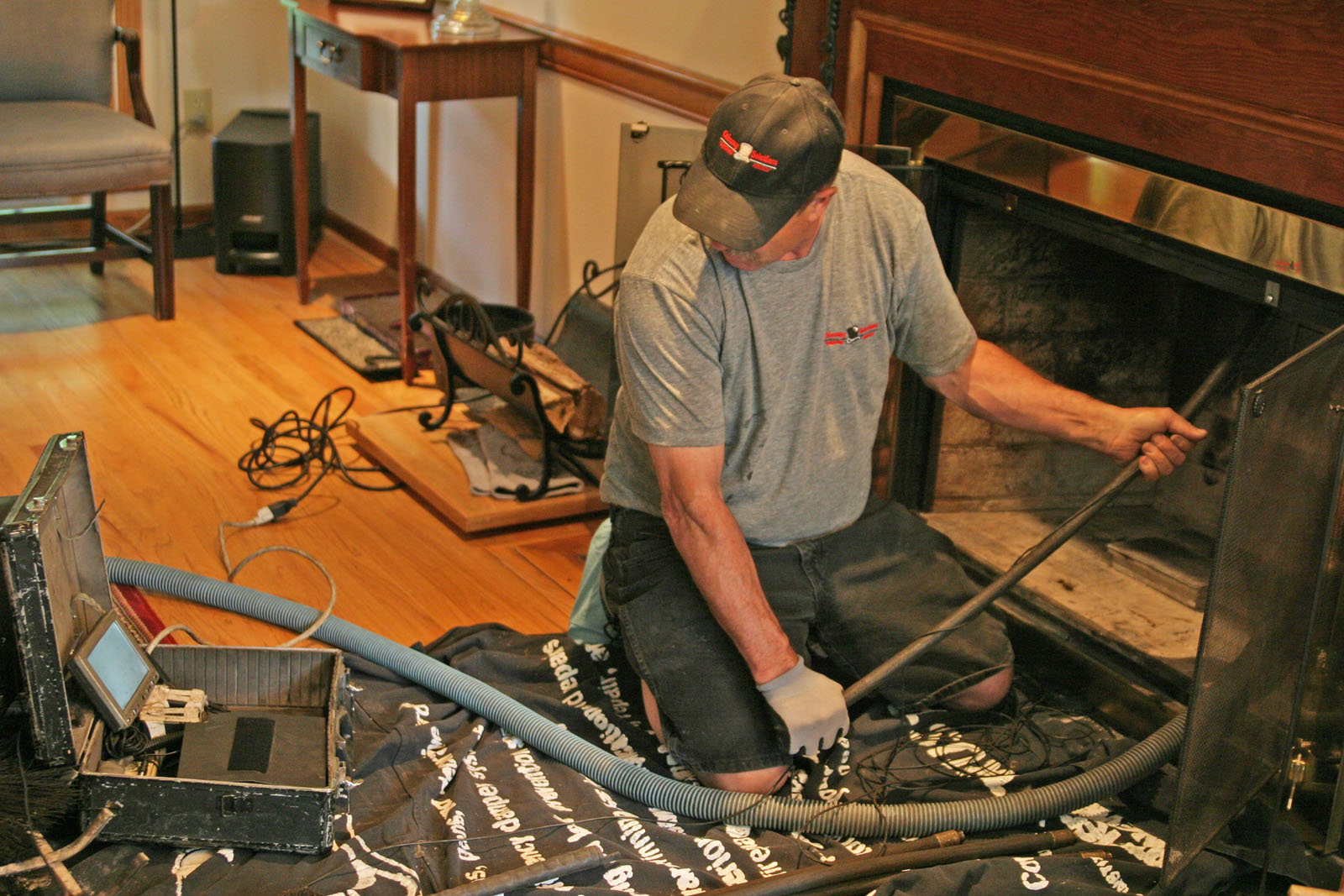 Professional Chimney Sweep, Atlanta GA