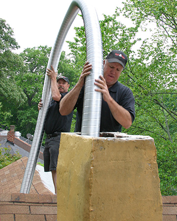 chimney liner installation marietta ga