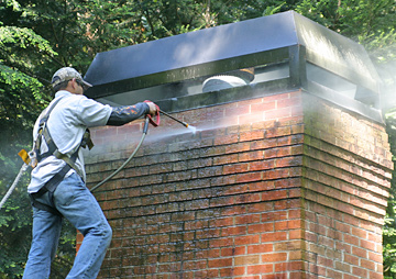atlanta's best chimney sweep company offering chimney services from gwinnett to marietta ga