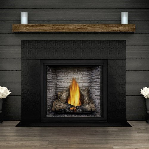 Napoleon Zero Clearance Gas Fireplace