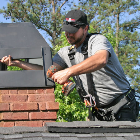 Chimney Leak Repair in atlanta ga